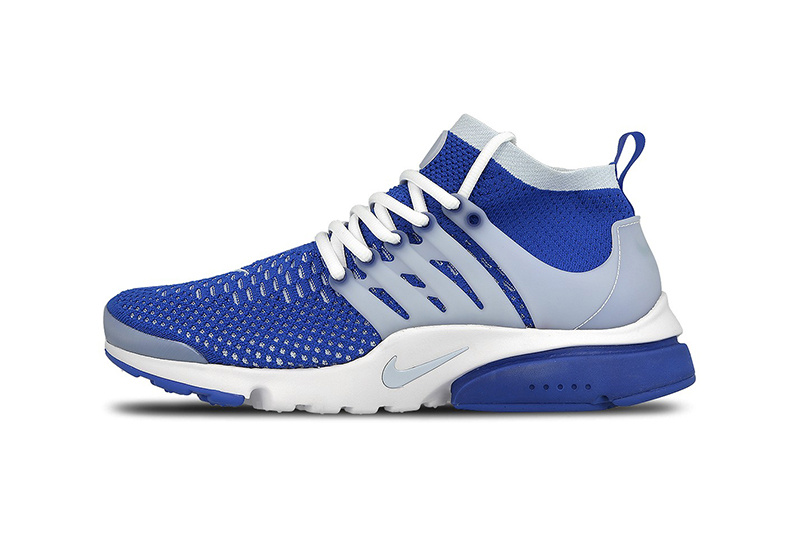 nike air presto fly bleu homme
