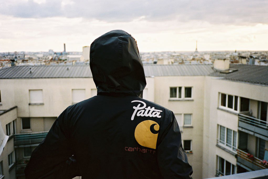 Découvrez le lookbook de la collection Patta x Carhartt W.I.P 2016