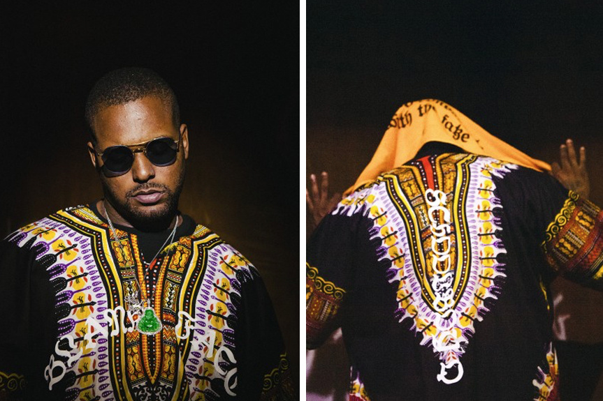 Schoolboy Q balance le lookbook de son « Blank Face LP » merch