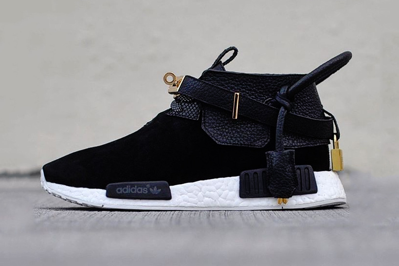 The Remade adidas NMD hermès