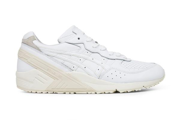 Asics Gel Slight All White - TRENDS periodical