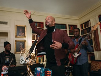 Common Concert at the White House - TRENDS periodical