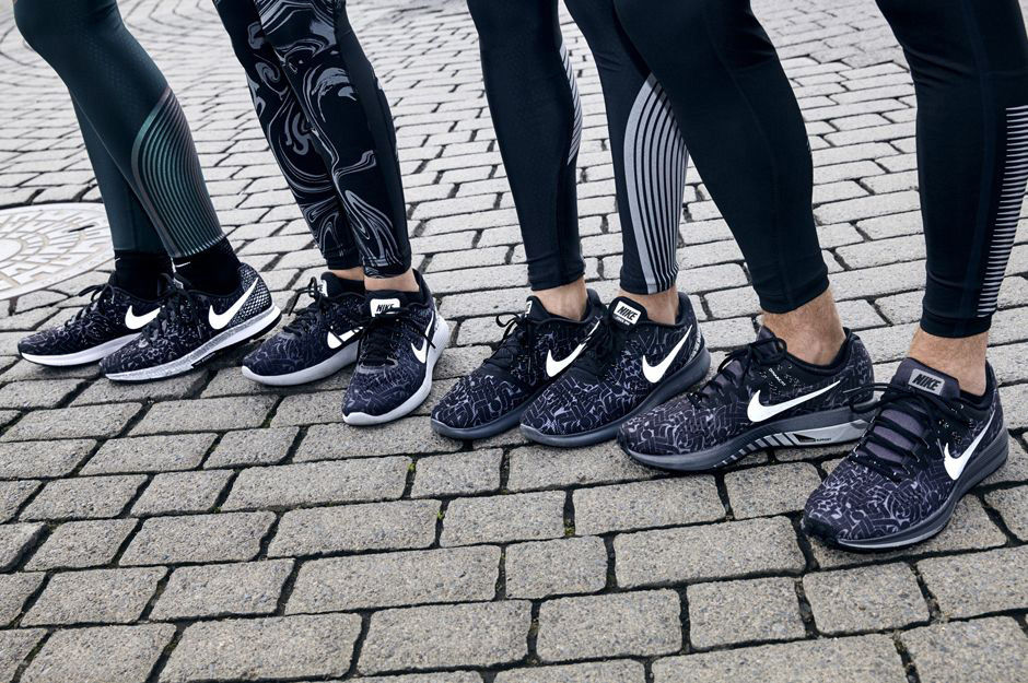 Nike x Rostarr pour la nouvelle collection «Graphysis»