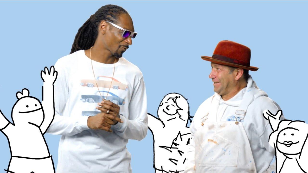 adidas annonce une nouvelle collab' avec Snoop Dogg et Mark Gonzales !