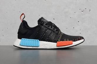 "adidas NMD R1 ""Rainbow"" Foot Locker Exclusive - TRENDS periodical"
