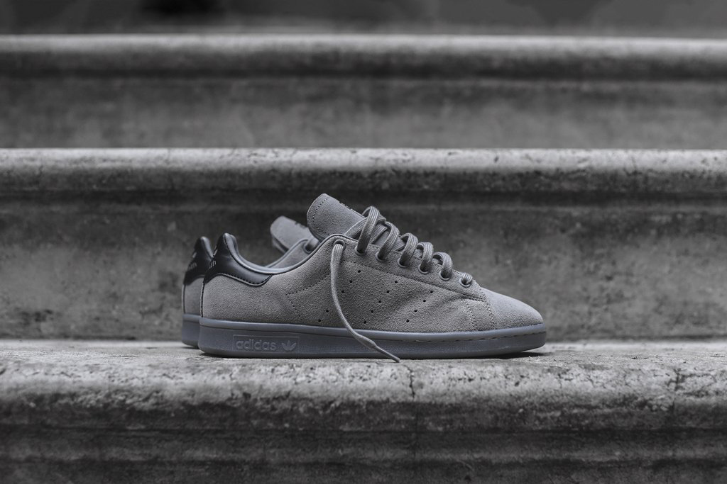 adidas Stan Smith gris solide - TRENDS periodical