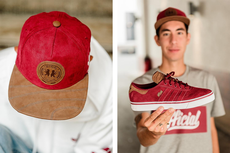 Découvrez la collab' adidas Skateboarding x Official !