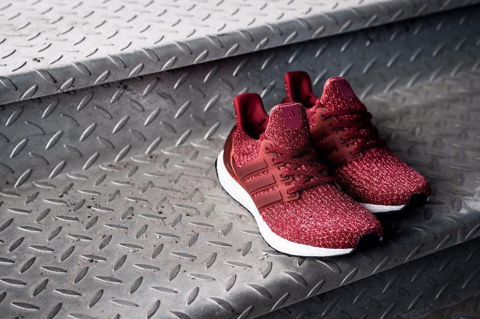 adidas dévoile une nouvelle UltraBOOST 3.0 «Red»