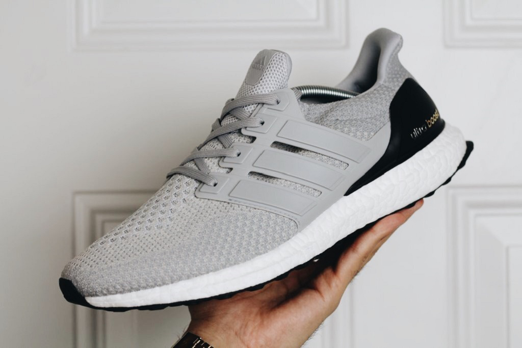 """adidas UltraBOOST 2.0 """"Light Grey"""" - TRENDS periodical"""