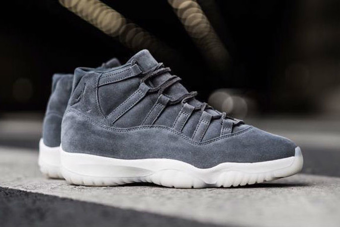air jordan 11 gris anthracite
