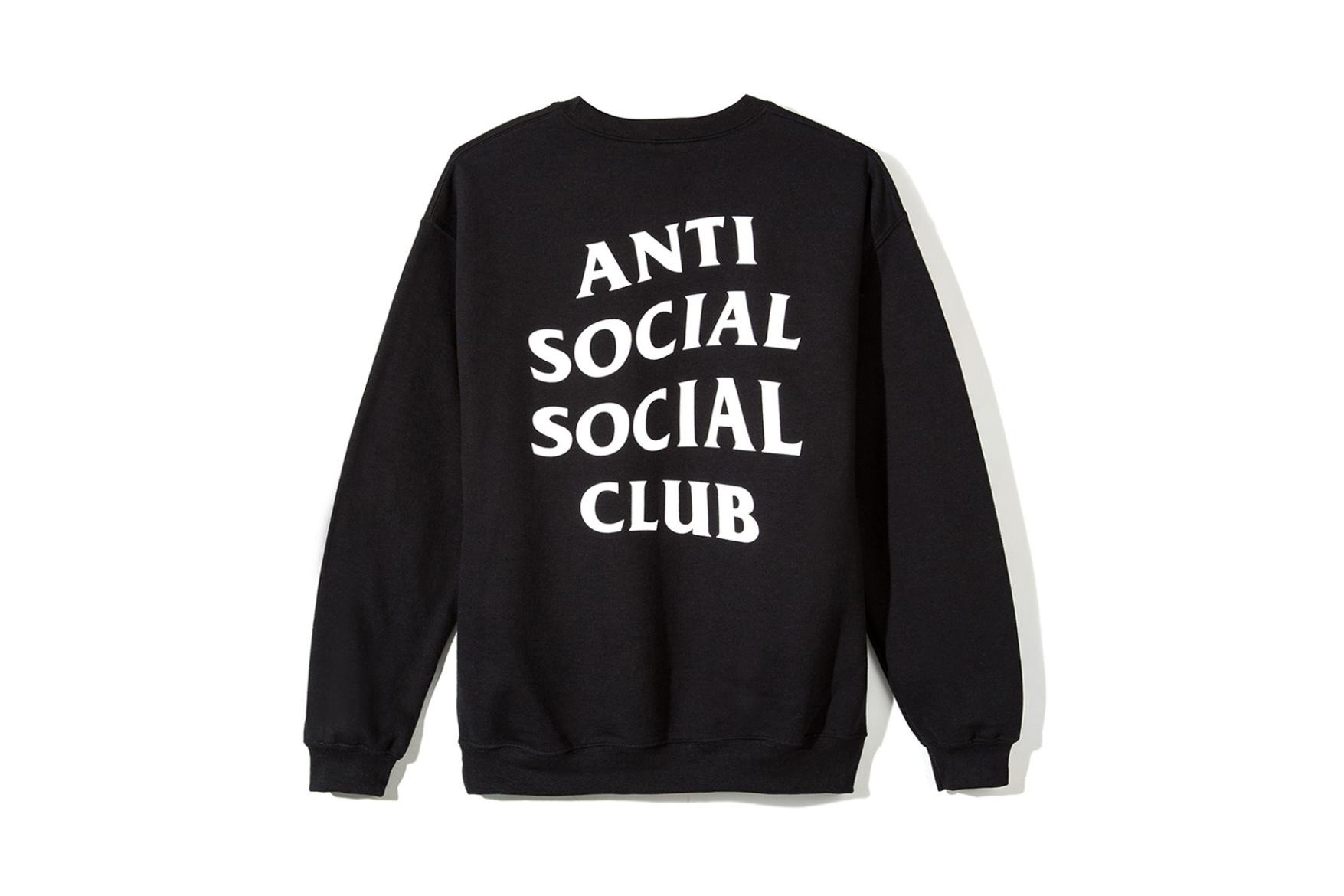 Anti Social Social Club fall/winter 2016 - TRENDS periodical