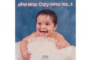 A$AP Mob dévoile la tracklist et la date de sortie de la Cozy Tape Vol 1