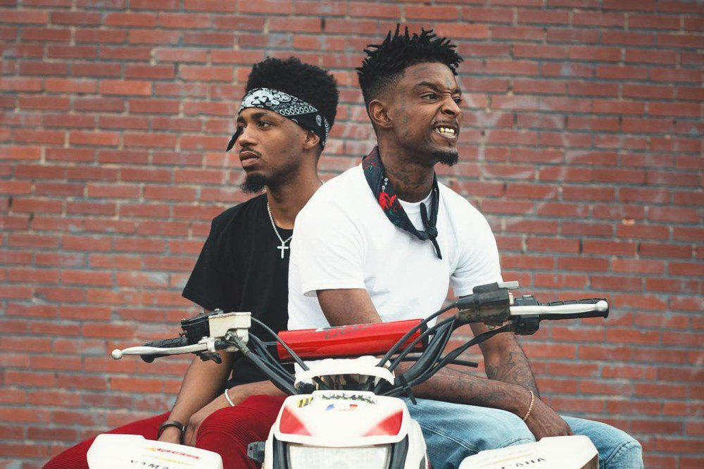 21 Savage x Metro Boomin - TRENDS periodical