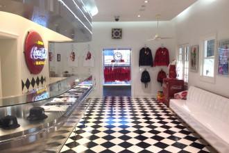Bape x Coca Cola Pop Up Store - TRENDS periodical