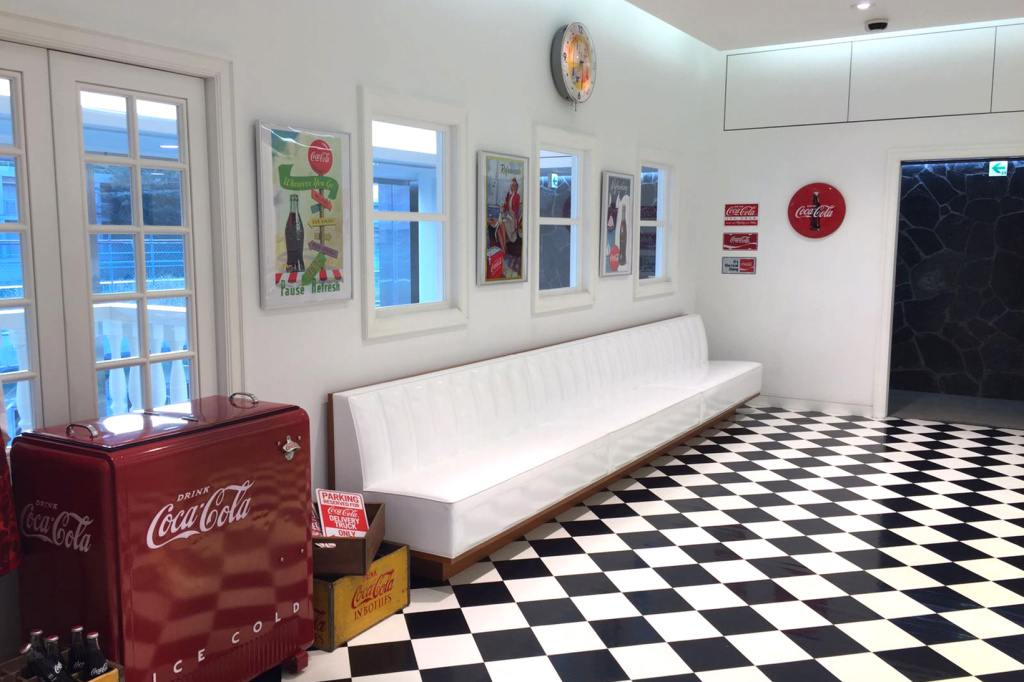 Bape x Coca Cola Pop Up Store - TRENDS periodical