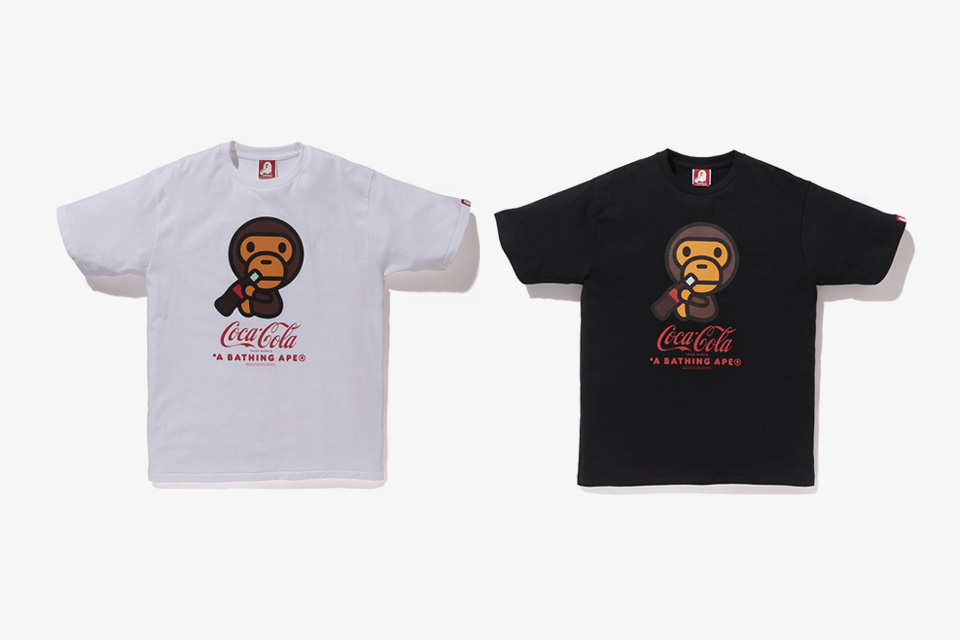 Bape x Coca Cola - TRENDS periodical