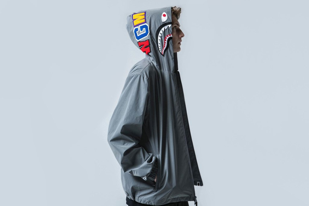 Bape Reflector Jacket - TRENDS periodical
