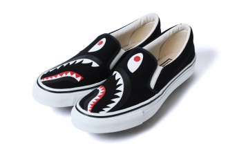 Bape Shark Slip On - TRENDS periodical