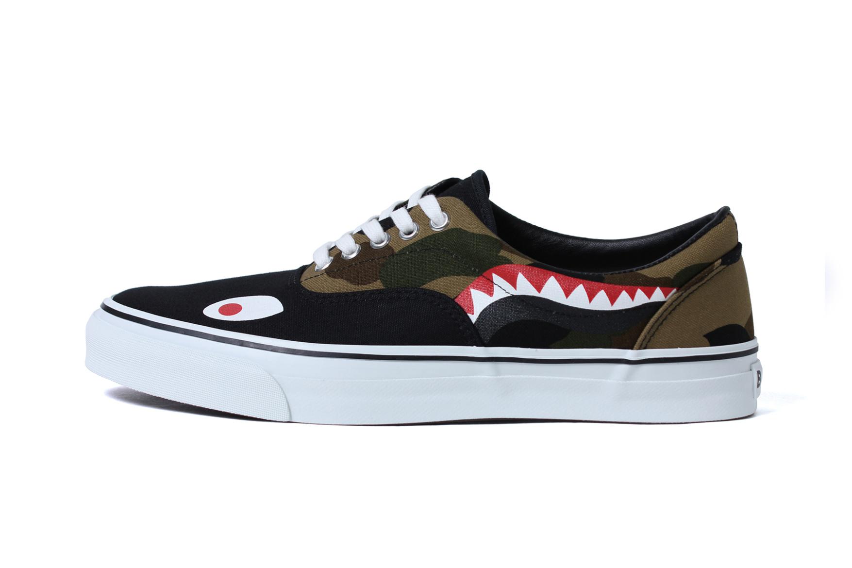 Bape Shark Slip On - TRENDS periodical
