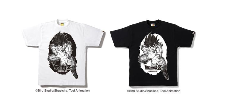 Bape annonce une collection entièrement dédiée à Dragon Ball et Dr. Slump !