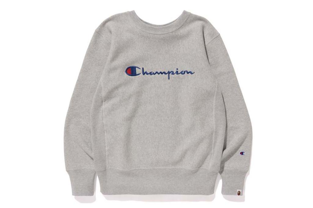 Champion x Bape - TRENDS periodical