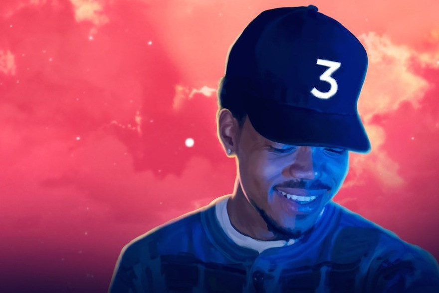 "Chance The Rapper ""Coloring Book"" - TRENDS periodical"