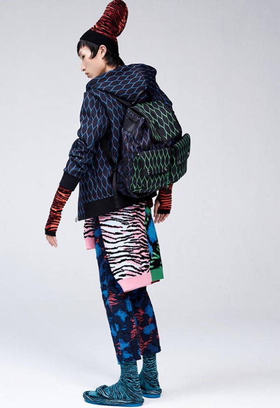 H&M x Kenzo F/W 2016 - TRENDS periodical