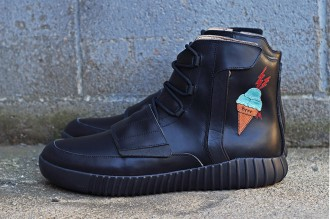 Yeezy BOOST 750 by JBF Customs - TRENDS periodical