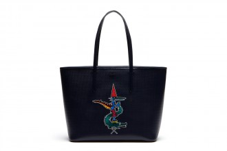 "Lacoste x Jean-Paul Goude ""Holidays Collector"" collection - TRENDS periodical"