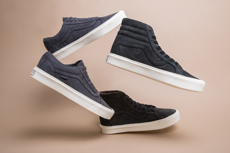 Vans Lightweight Old Skool & Sk8-Hi - TRENDS periodical