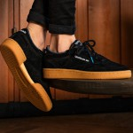Naked x Reebok Club C85 Indoor Suede - TRENDS periodical