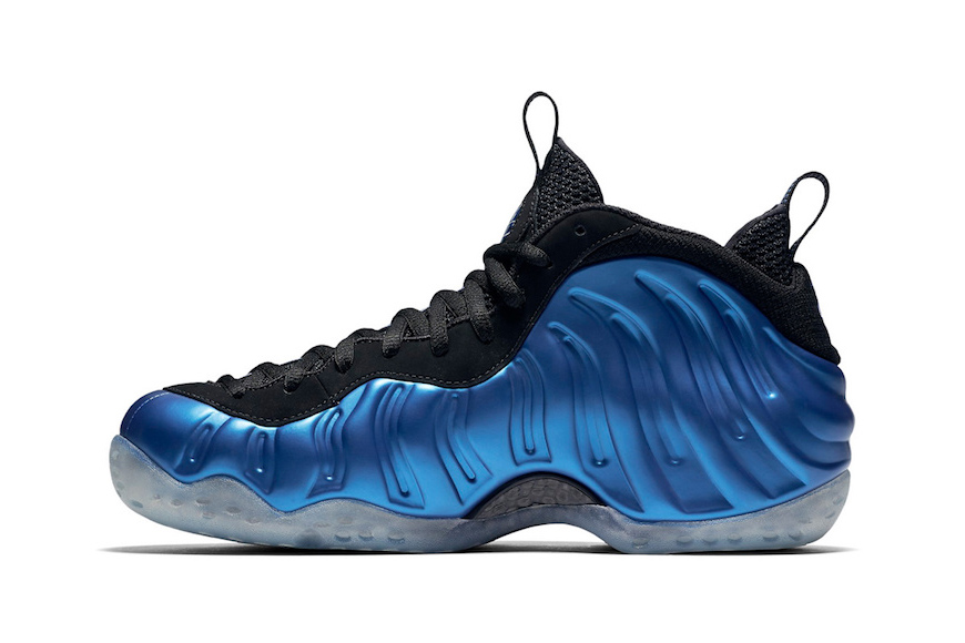 "Nike Air Foamposite One 20th Anniversary ""Royal"" - TRENDS periodical"