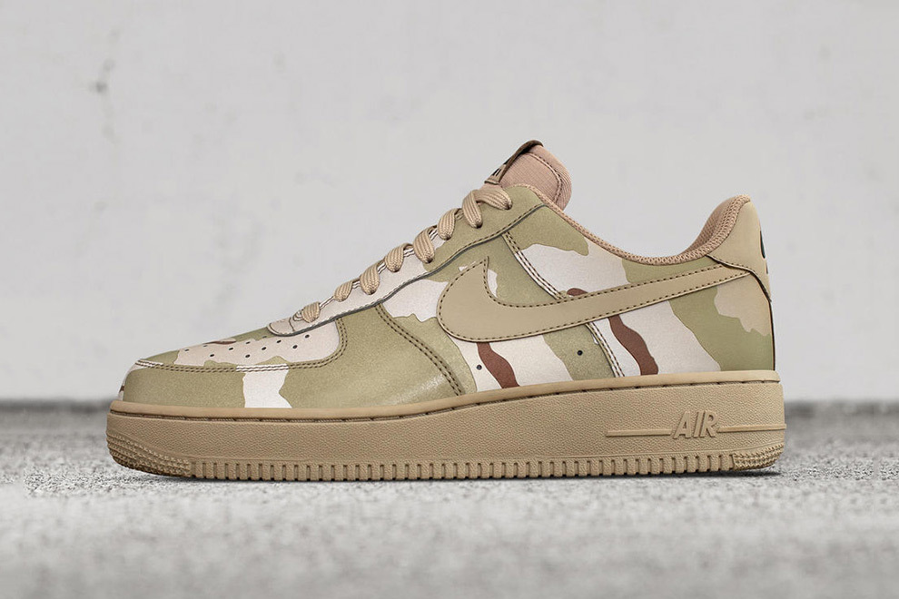 Nike Air Force 1 Low Camo Reflective - TRENDS periodical