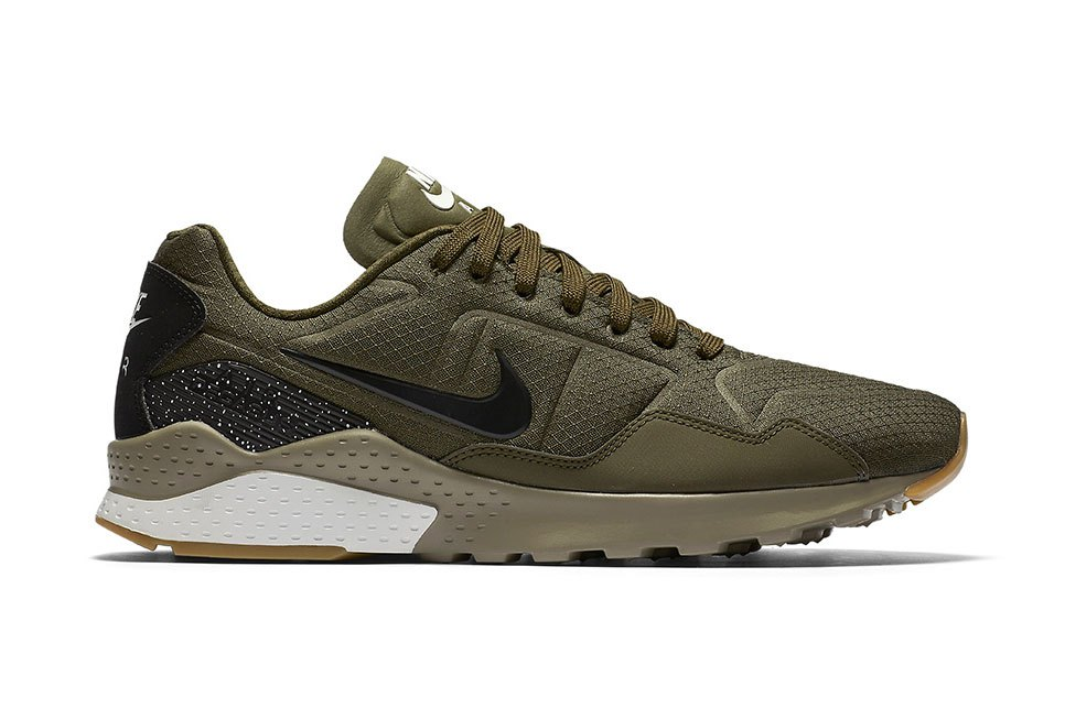 new styles 358a8 78e9d Nike Zoom Pegasus Ripstop Nylon Olive - TRENDS periodical ...