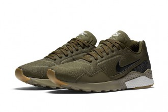 Nike Zoom Pegasus Ripstop Nylon Olive - TRENDS periodical