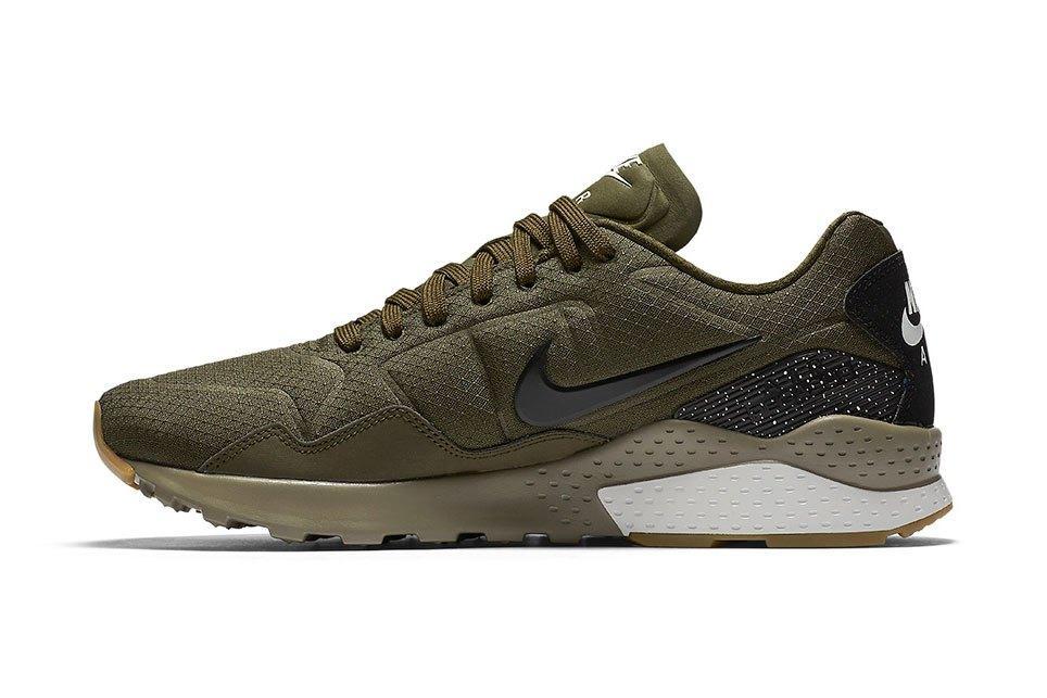 Nike Zoom Pegasus Ripstop Nylon Olive - TRENDS periodical