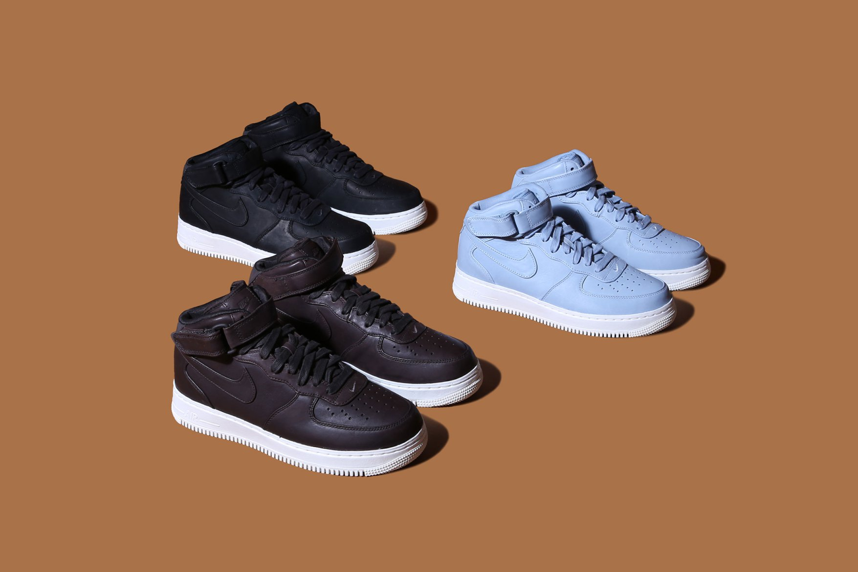 NikeLab Air Force 1 - TRENDS periodical