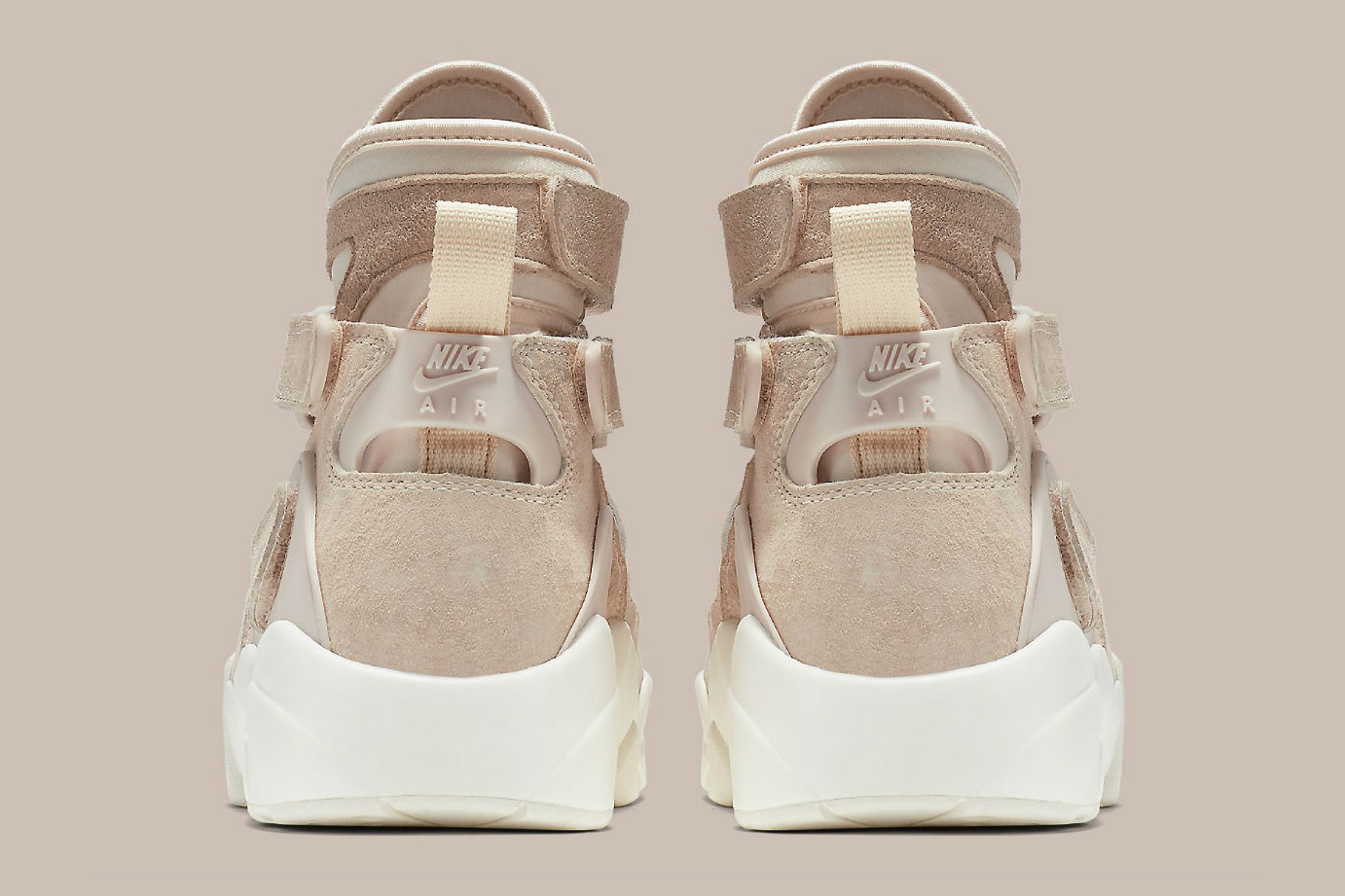NikeLab Air Unlimited Tan Suede - TRENDS periodical