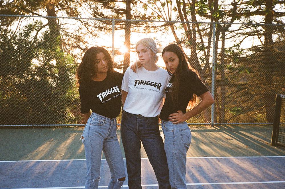 Les t-shirts Thrasher x Young Thug de nouveau disponibles !
