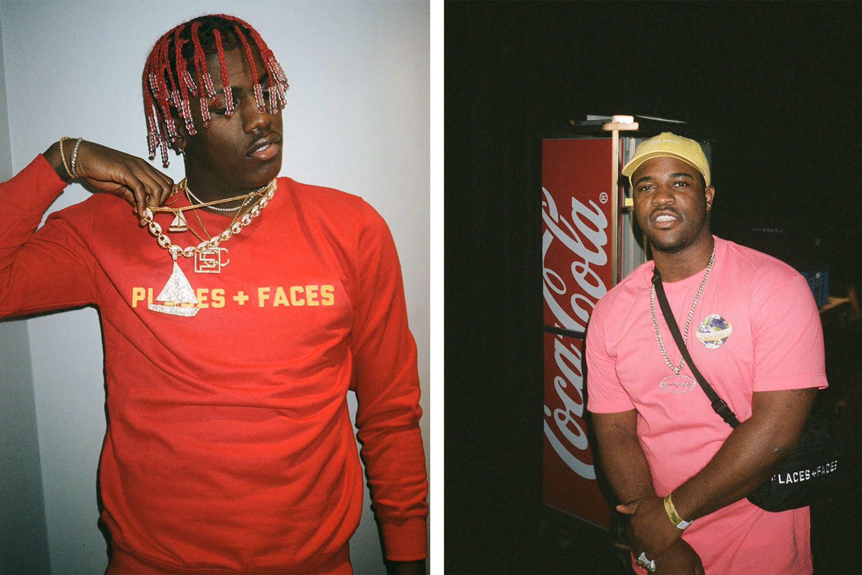 Places+Faces A$AP Ferg x Lil Yatchy - TRENDS periodical