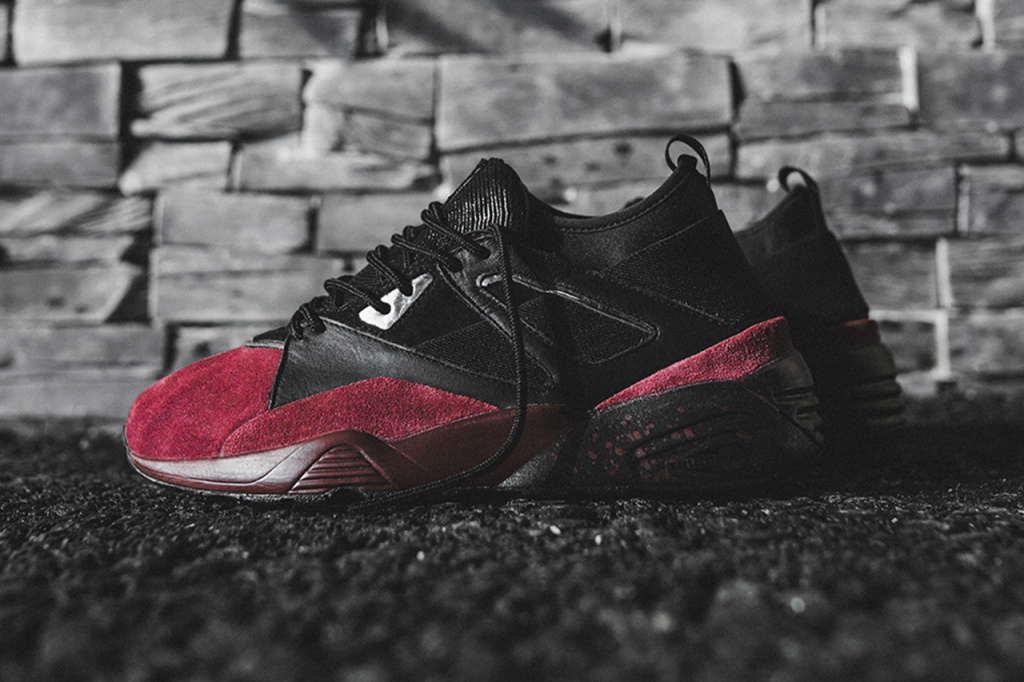 La « Blaze of Glory « Halloween » pack », la nouvelle création by PUMA