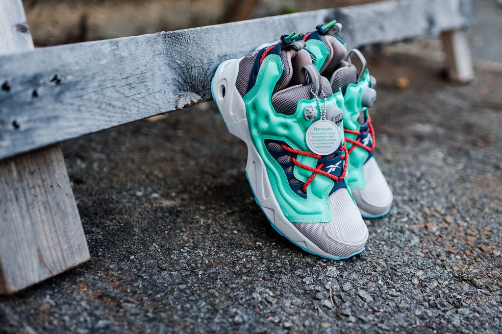 Reebok Insta Pump Fury Road