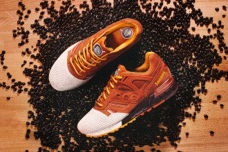 Saucony Grid SD Pumpkin Spice - TRENDS periodical