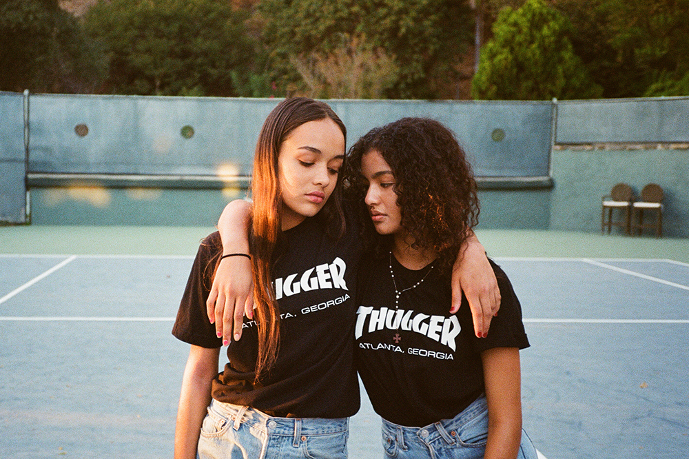 Young Thug x Trasher Bootleg Tees - TRENDS periodical
