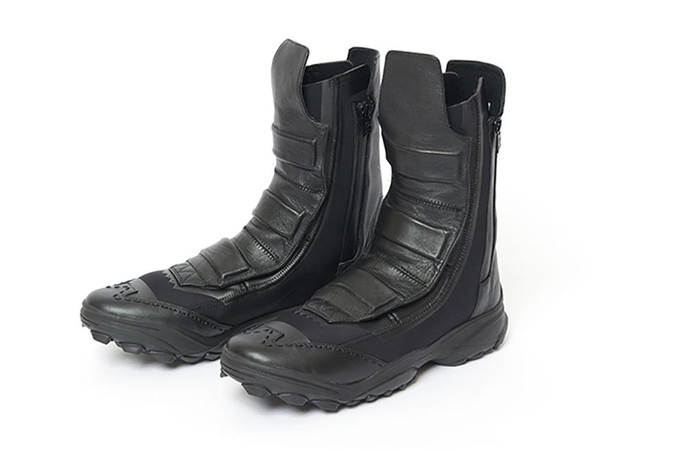 Yohji Yamamoto x Adidas Snow Patrol boots - TRENDS periodical