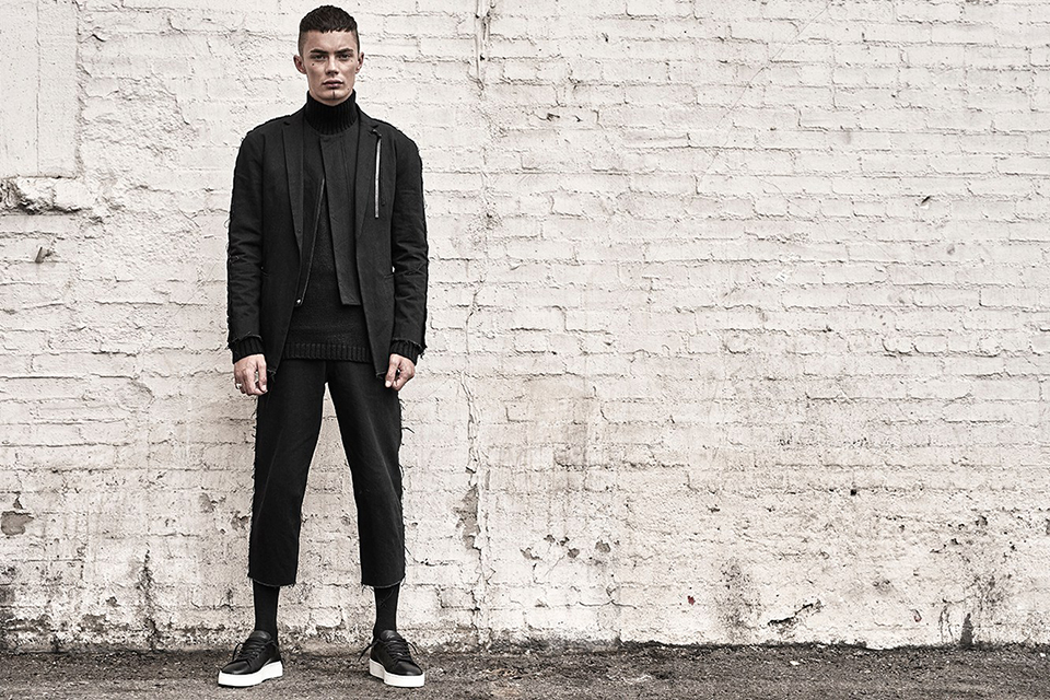 Stampd x United Arrows & Sons - TRENDS periodical