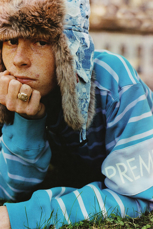 SUPREME FW2016 - TRENDS periodical