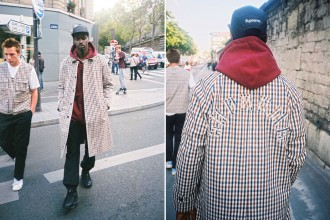Supreme x Acquascutum - TRENDS periodical
