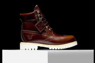 Timberland Premium Brogue Waterproof Boot - TRENDS periodical