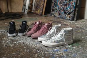 Six nouvelles versions pour la Vans Sk8-Hi
